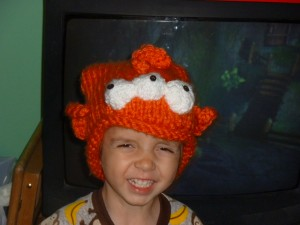 Three Eyed Fish Hat