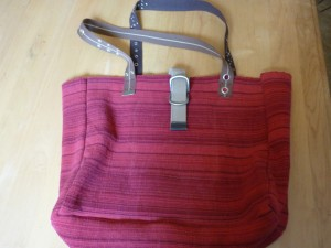 Place mat bag